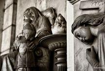 Cimitero Monumentale di Staglieno / Le statue del cimitero Monumentale di Genova fotografate da me