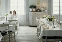 Dining Areas / by MyPetiteMaison.com