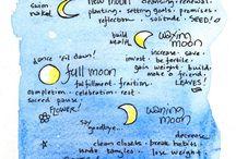 Spirituality: Lady Moon / by yaga