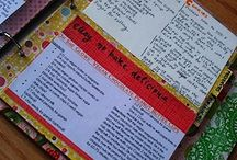 Recipe File Ideas & Inspiration