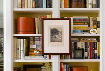 Bookcases / You can never have too many bookcases in my opinion / by Kathleen Malecka