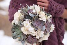 *succulent bouquets*