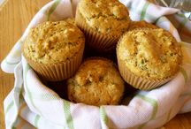 Clean recipes - muffins savoury