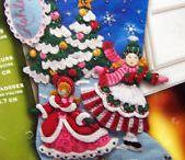 punčochy vánoč.