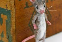 muizen van klei