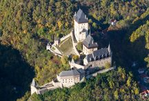 Sightseeing Flights from Prague / Vyhlídkové lety z Prahy / Sightseeing flights from Prague to the most interesting, famous or stunning places in Central Bohemia