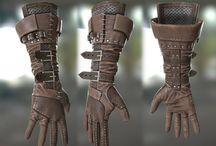 fantasy armor pieces
