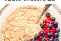 Healthy bakes