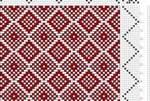Patterns - heartweave
