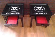 Chanel furniture