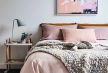 pinkish interior