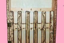 Pirografia e creazioni in legno / Le mie creazioni in legno e pirografia