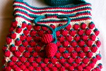 Strawberry Crochet Stitches Only / Strawberry Crochet Stitches Only http://crochet-rockstar.blogspot.com/