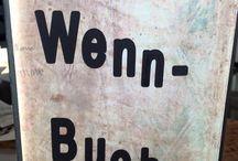 """""""Wenn"""" Buch"""