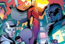 New Super-Man by G. L. Yang & V. Bogdanovich