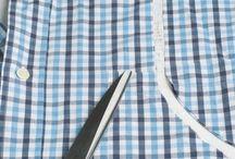 delantales con camisas