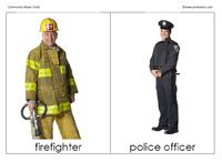 Community Helpers / by Alia Graves