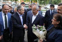 Konya Beyşehir B.Başkanı AK Parti İl ve İlçe Teşkilatı ile Kahvaltı