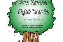 word study / by Jill Serruys