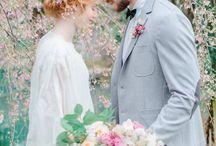 Весенние свадьбы