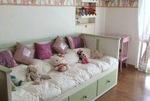Muebles pintados IKEA