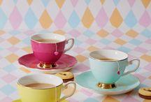 tea time / classic and cute cups, louça, xícaras