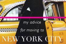 NYC Move!