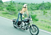 バイクガール