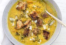 Warming Vegan Soups