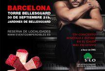 """""""Canción Sentimental"""" / Concierto de Manuel Lombo en Barcelona el próximo día 30 de Septiembre, los clasicos de siempre, sonando como nunca."""