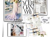 Polyvore-Wedding Inspirations