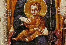 Byzantine art and modern interpretations