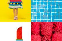Design colour schemes