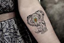 Tattoo's ❤