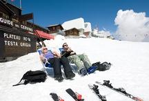 Sci e neve vintage