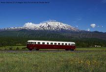 Le mie foto ai treni