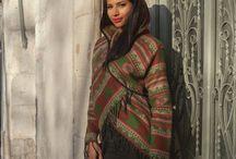 AUTUMN - WINTER 2016 / La marque Aller Simplement, fabrication artisanale en Inde et au Népal, style ethnique.