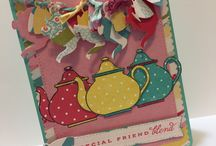 Tea Party Ideas / by Elaine Didelot