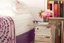 Cemera da letto / arredo e decori, cuscini e tappeti