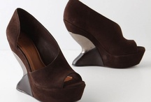 SHOES / by Katherine Gaiser-Mitchell