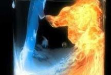 огонь / игра огня