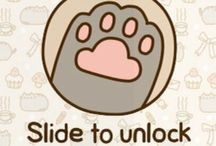 slide unlock wallpapper