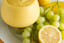 {Healthy} Smoothies I like / A combination of smoothies that taste darn good