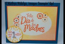 Spanish Stamp Sets / Spanish stamps sets by Stampin' Up!