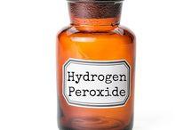 AGUA OXIGENADA (Hydrogren Peroxide)