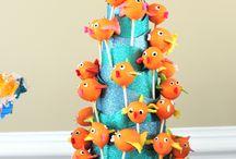 Birthday Party Recipes/Ideas / by Leslie Waldo