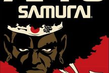 Afro Samurai / Everything related to the anime series