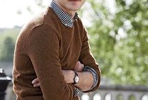 Clément Chabernaud - J.Crew September 2015 Style Guide / http://designsfever.com/2015/08/29/clement-chabernaud-appears-in-j-crew-september-style-guide/
