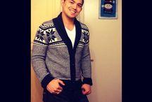 I like looking nice, but I always put comfort over fashion. / nice cozy sweater yet stylish
