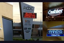 AGE15 SIGNAGE AND DISPLAYS / Signage and Display providers exhibiting at the Australasian Gaming Expo